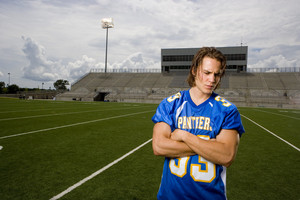 Taylor Kitsch as Tim Riggins