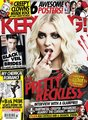 Taylor Momsen on Kerrang Magazine Cover - taylor-momsen photo