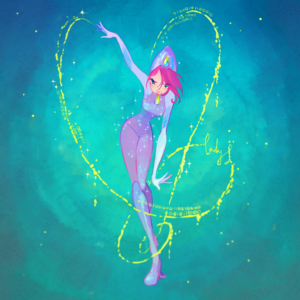 Tecna: Magic Winx