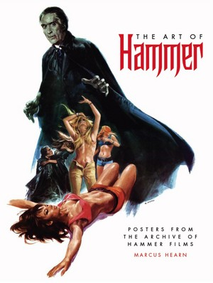 The Art of Hammer - book cover