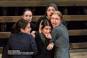 The Crucible Guildhall School 2016
