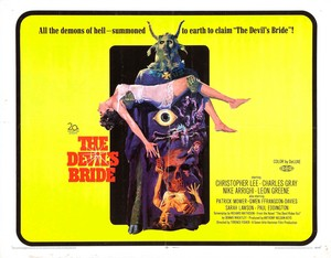 The Devil Rides Out / The Devil's Bride poster