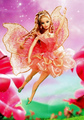The Fairytopia Live Elina doll