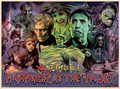 The Flicker Club Presents Hammer At The Vault - hammer-horror-films fan art
