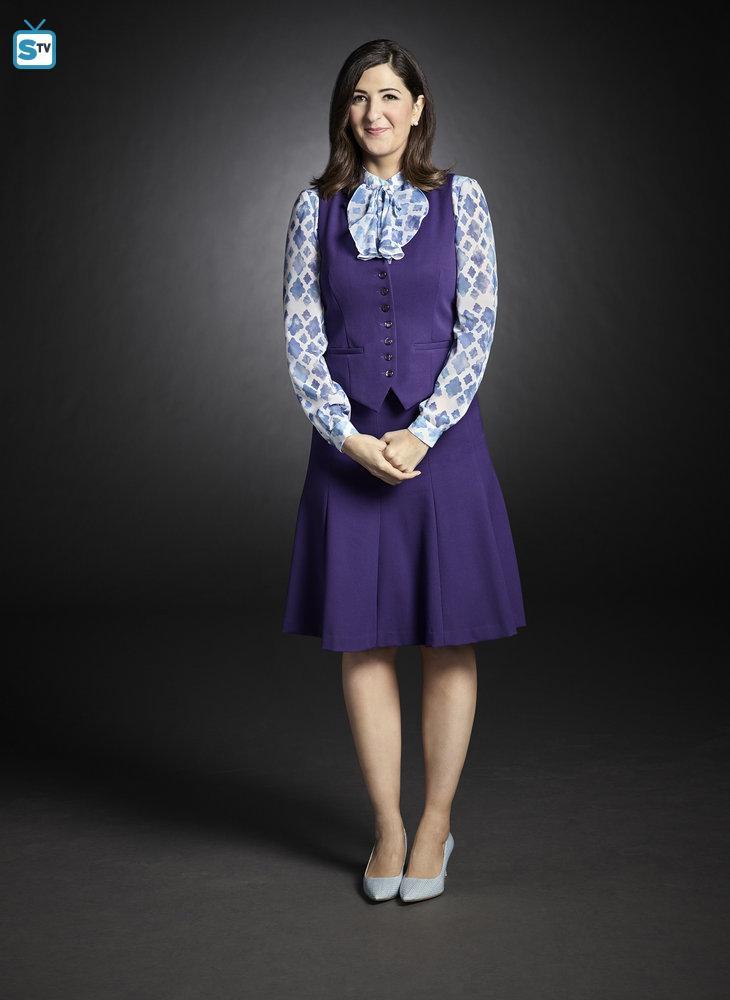 The Good Place - Season 1 Portrait - D'Arcy Carden as Janet