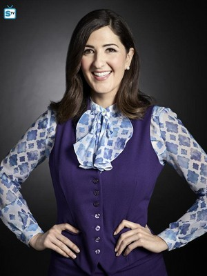The Good Place - Season 1 Portrait - D'Arcy Carden as Janet