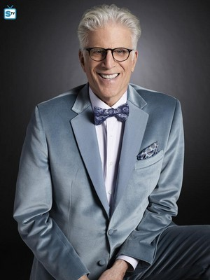 The Good Place - Season 1 Portrait - Ted Danson as Michael