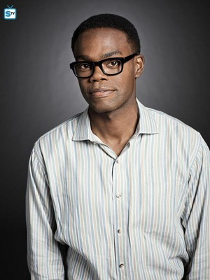 The Good Place - Season 1 Portrait - William Jackson Harper as Chidi