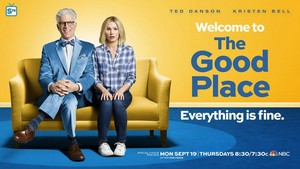 The Good Place - Season 1 Poster