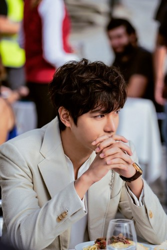 Lee Min Ho hình nền titled The Legend of The Blue Sea Stills Cut