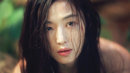 Korean Dramas پیپر وال containing a portrait entitled The Legend of The Blue Sea