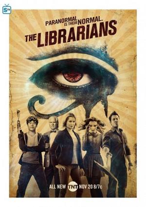 The Librarians - Season 3 - Promo Poster