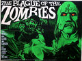 The Plague of the Zombies poster - hammer-horror-films fan art