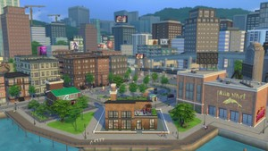 The Sims 4 City Living Official Trailer 0267