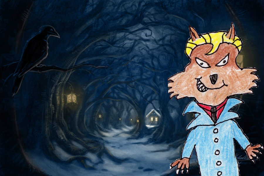 Halloween Images The Wolf Boy Hd Wallpaper And Background Photos