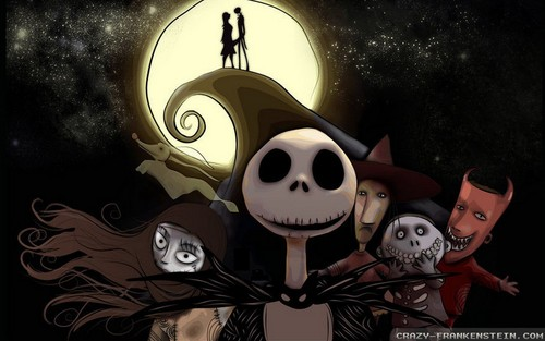 Nightmare Before Christmas wallpaper titled This is Halloween
