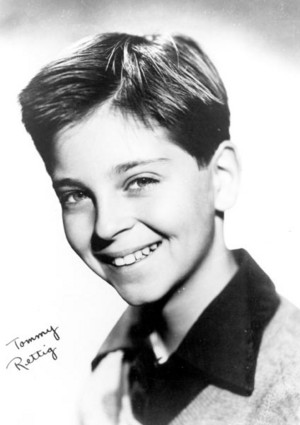 Thomas Noel Rettig-Tommy Rettig (December 10, 1941 – February 15, 1996)