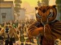 tigresse - Kung Foo Panda