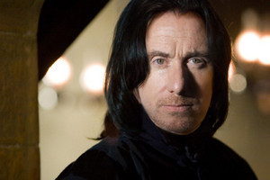 Tim Roth as Professor Snape