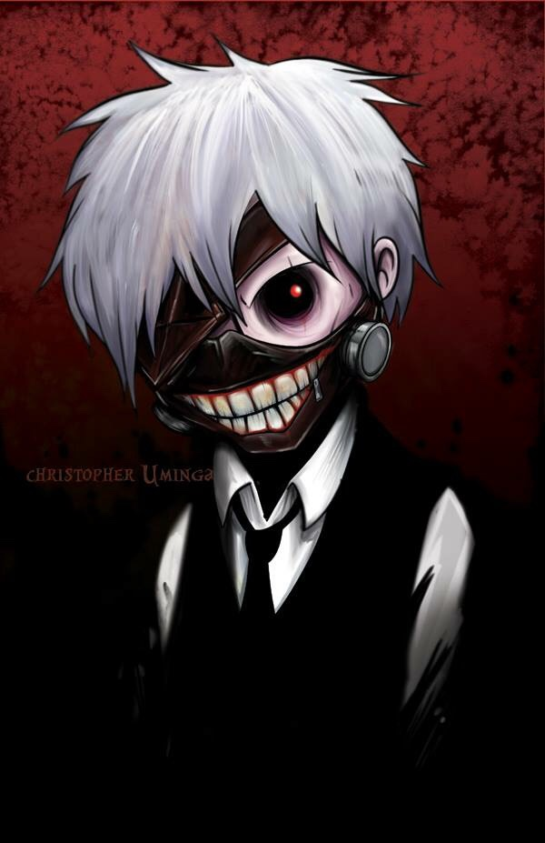 Tokyo Ghoul by Christopher Uminga