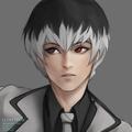 Tokyo Ghoul:re - Haise Sasaki (Ken Kaneki) - manga fan art