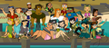 Total Drama Swapped - total-drama-island fan art