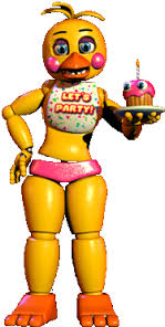 Toy Chica normal