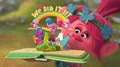 Trolls - Princess amapola scrapbook
