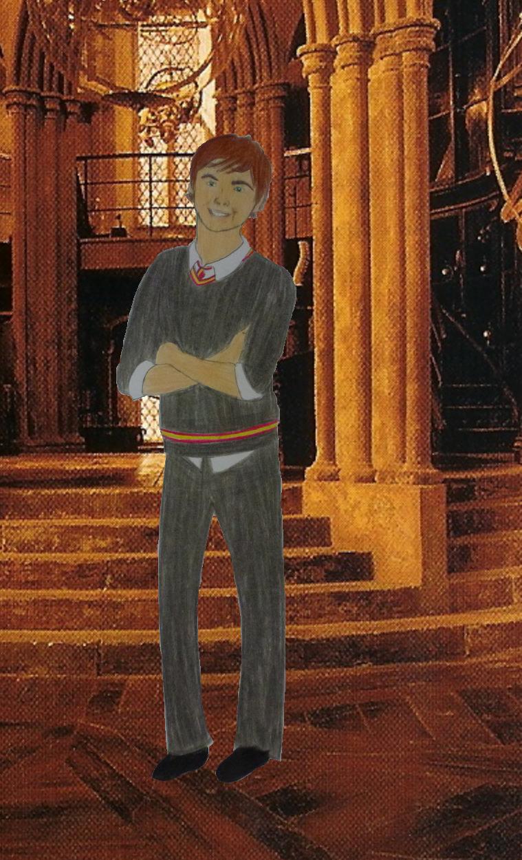 Troy in Gryffindor