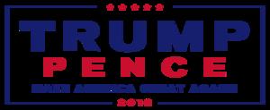 Trump-Pence 2016 Logo