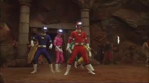 Turbo Power Rangers Original