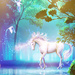 Unicorn (Icons) - fantasy icon