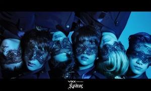 VIXX are blindfolded in teaser images for last part of trilogy 'Kratos'