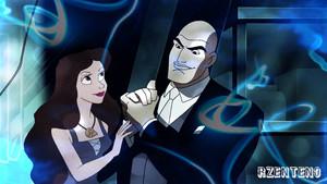 Vanessa And Lex Luthor