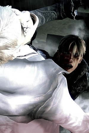 Vergil and Hollow Dante