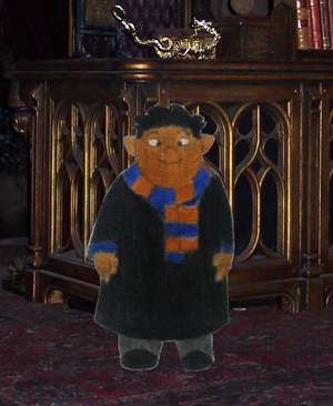 Wade in Ravenclaw