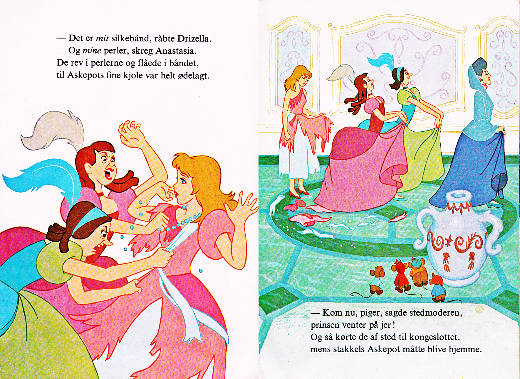 Walt Disney Livres Donald Duck S Bookclub Cendrillon