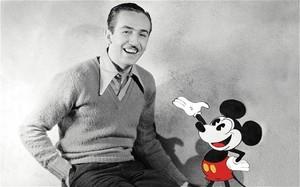 """Walter Elias """"Walt"""" ディズニー ( December 5, 1901 – December 15, 1966)"""
