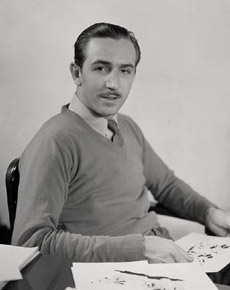 """Walter Elias """"Walt"""" ডিজনি ( December 5, 1901 – December 15, 1966)"""