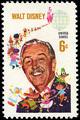 "Walter Elias ""Walt"" Disney ( December 5, 1901 – December 15, 1966) - celebrities-who-died-young fan art"