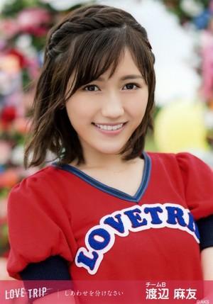 Watanabe Mayu 「LOVE TRIP」
