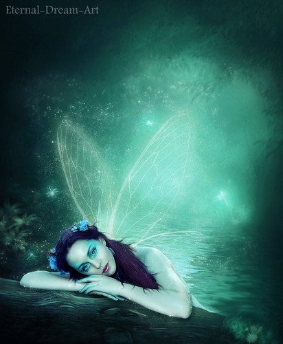 Fairies images Water Fairy HD wallpaper and background ...