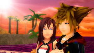 We Made a Promise Sora x Kairi KH3...
