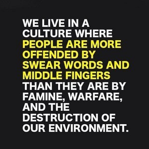 What We're Offended By