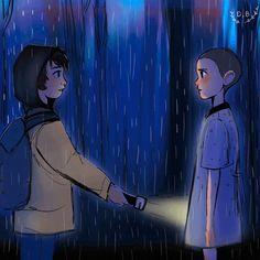 When Mike met Eleven