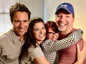 Will and Grace - 2016 Reunion Election Picture