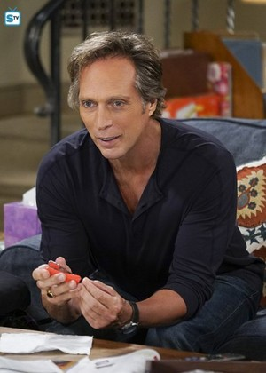 William Fichtner in 'Mom' Season 4