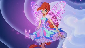 Winx Club Season 7, Bloom Butterflix Transformation Picture