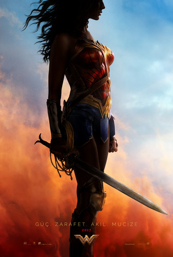 Wonder Woman (2017) वॉलपेपर entitled Wonder Woman (2017) Poster