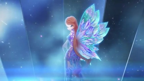 Winx Club Hintergrund possibly containing a bouquet titled World of Winx - Dreamix
